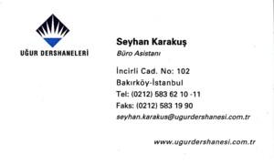 İstanbul/ Bakırköy/İncirli 0212.583 6210