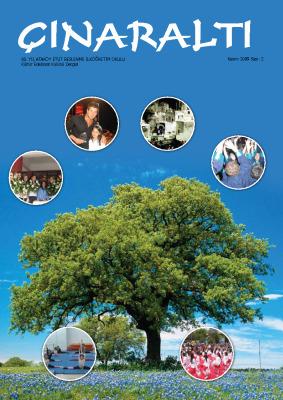 ÇINARALTI 2009 2.SAYI ATAKÖY 60,yıl etüt beslenme İlköğretim Okulu yayınıdır