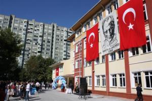 Ataköy 9.kısım Medeni Berk İlköğretim Okulu